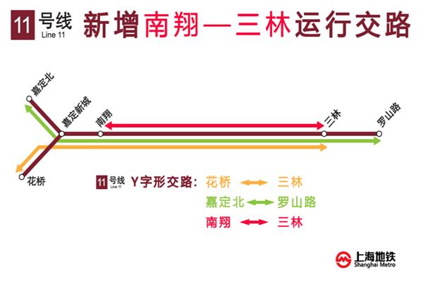 11号线周五起小幅增能 10号线调首末车时刻