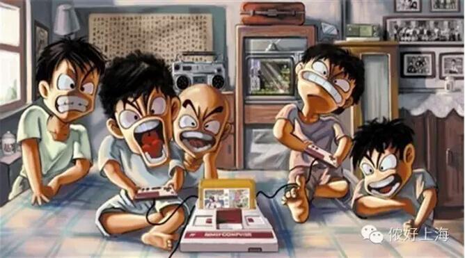 上海小囡曾经疯狂迷恋的玩具!