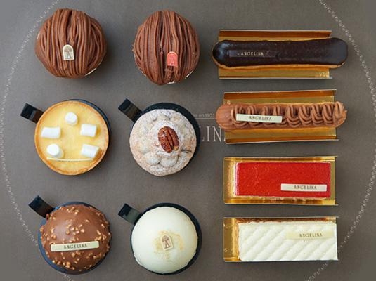 魔都7家超高人气法式甜品店