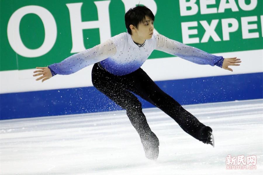 """2015上海花滑世锦赛""""冰上起舞"""""""