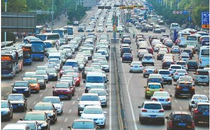 清明出城路段将严重拥堵 7-16时中环西、北段挤
