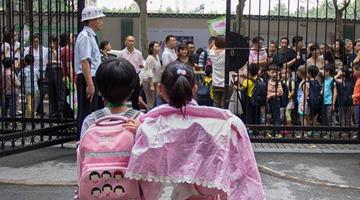 上海近期有人冒领学生?不管怎样,学生安全要放首位