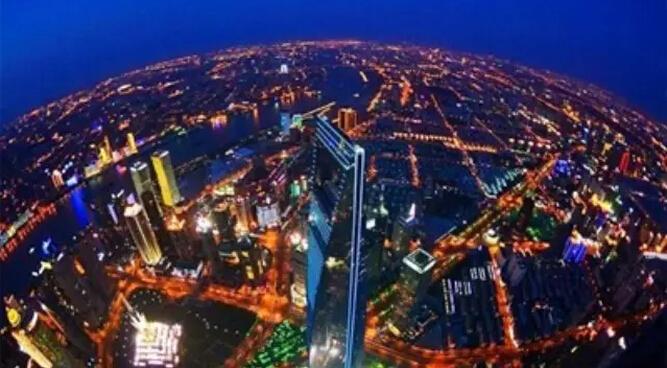 上海的夜景居然这么美!