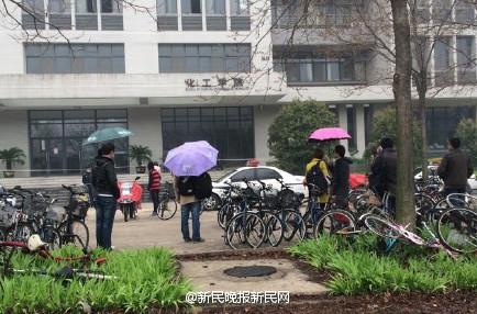 中国矿大实验室发生爆燃致1死4伤