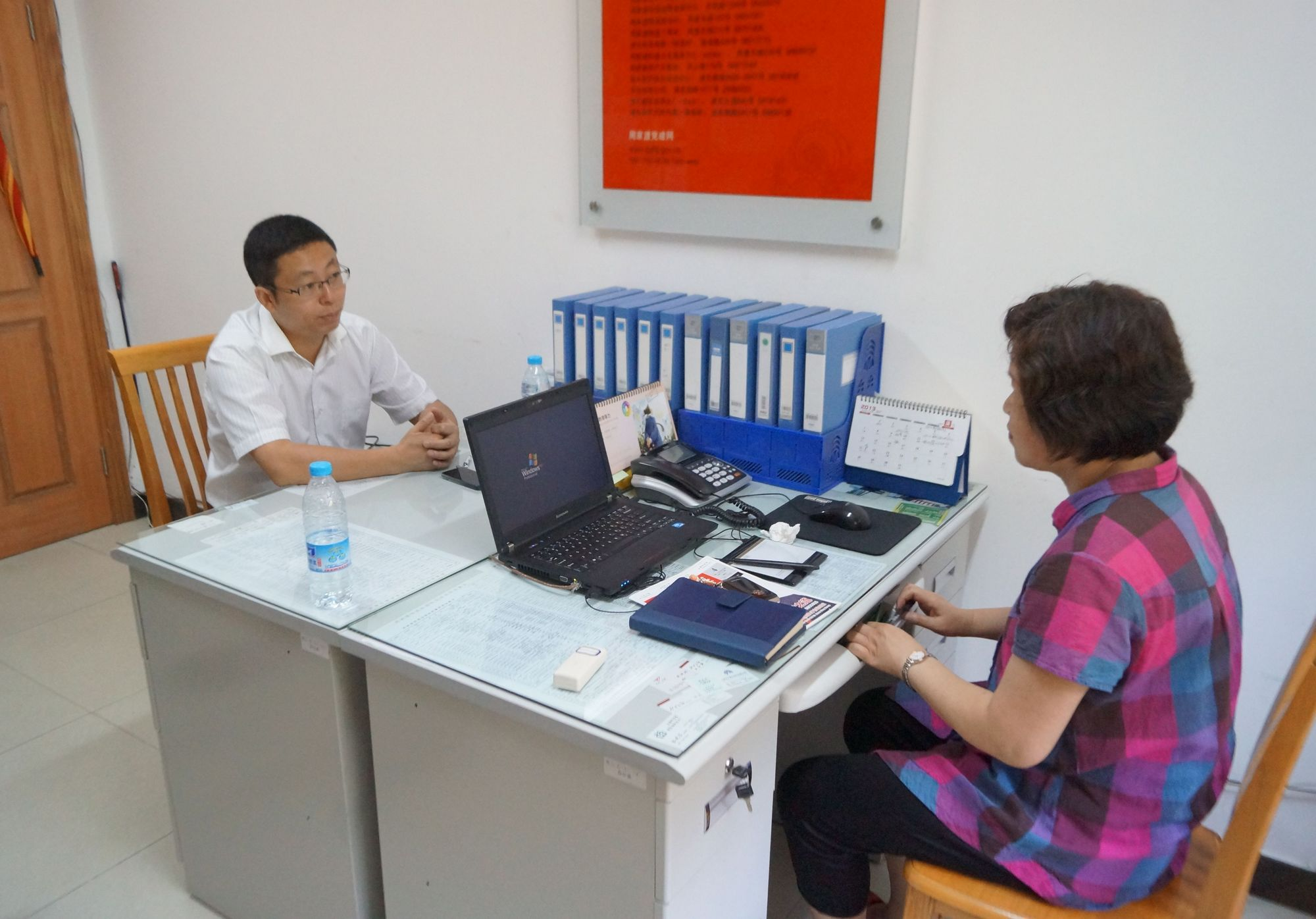 浦东居民区党组书记任职满两届有望享事业编制