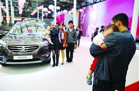 2015上海车展,没有车模、谢绝儿童,你怎么看?