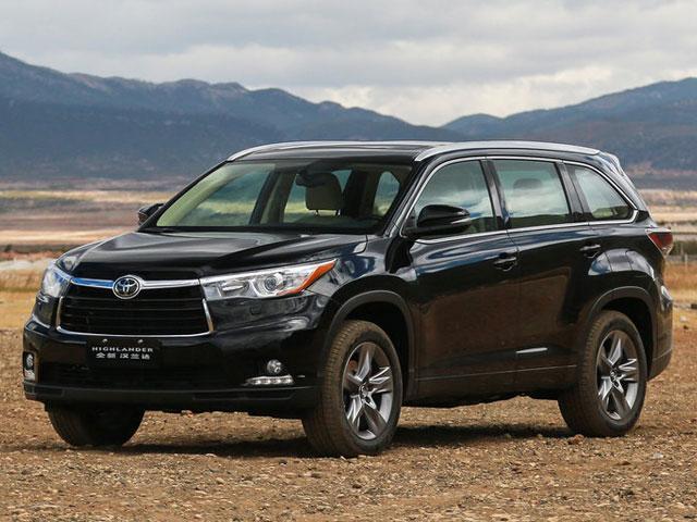 30万级美日大7座SUV市场之争