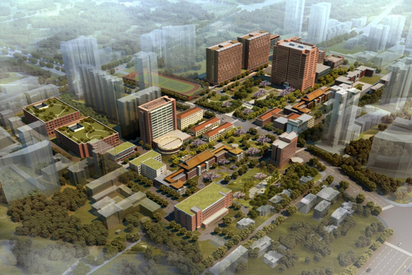 """复旦亿元打造亚洲顶级""""未来梦想医科图书馆"""""""