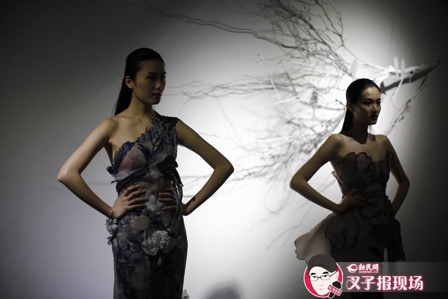 当代中国风格时尚设计大展今开幕 尽显中国元素