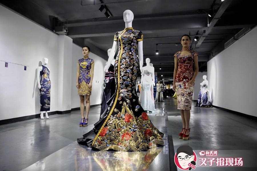 当代中国风格时尚设计大展今开幕 尽显中国元素 [详情]