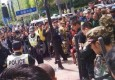 一歹徒在上海西藏中路砍伤3人 1分钟被警方制服