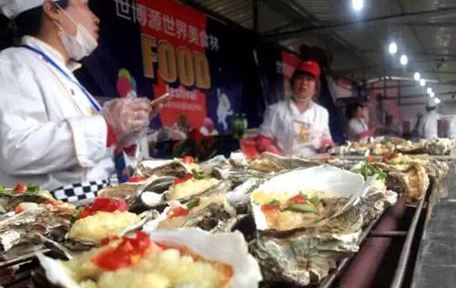 不出上海吃遍全球!世博源世界美食节震撼来袭!约吗?