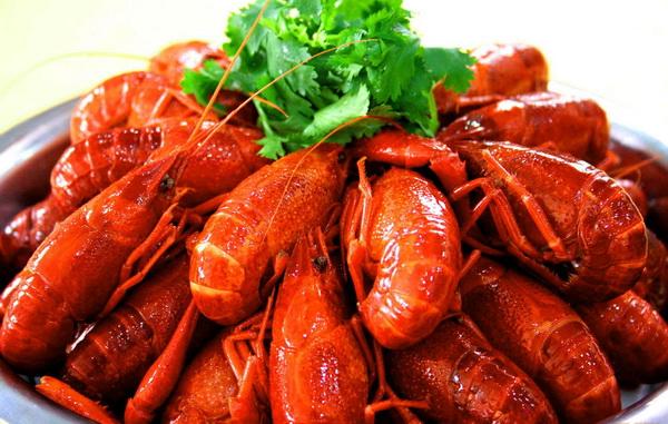 小龙虾提前上餐桌 吃货地图在这里