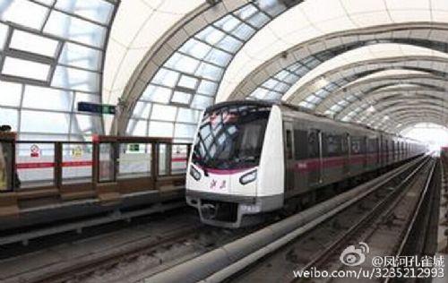 正在北京T3航站楼若何坐机场轻轨
