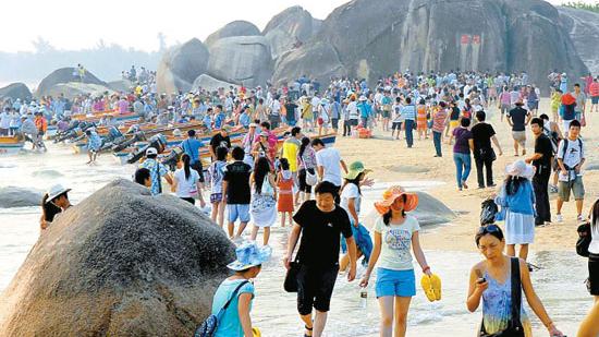 五一小长假出游趋势:三亚、日韩成出游热点