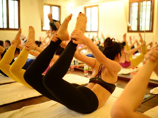 沪上优质瑜伽中心TOP5