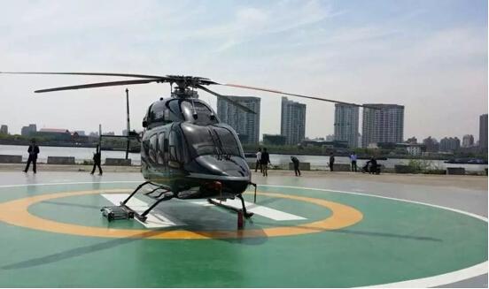 五一有望坐直升机游览黄浦江 单人票价800元起