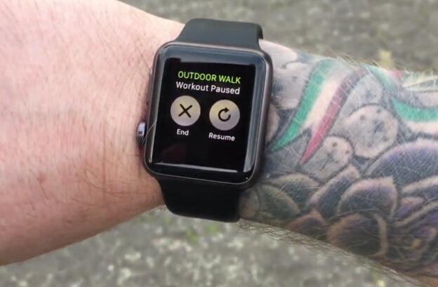 苹果手表爆奇葩硬伤:遇文身会失灵
