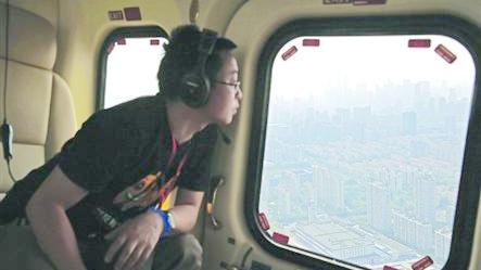 上海直升机观光噪音如打雷 市民怒投诉:窗户一直抖
