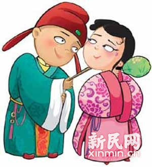 【茶博士】西门子为何成了西门庆?