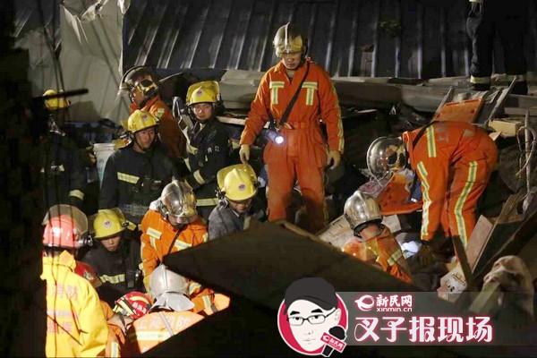 杨浦一民宅因液化气瓶爆炸倒塌 被埋人员已全部救出