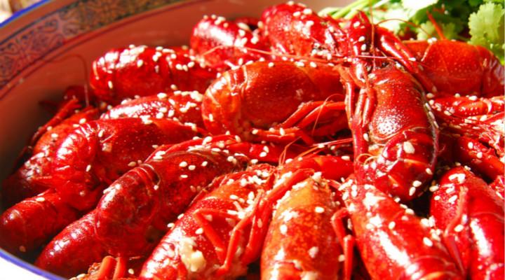 盘点魔都那些肥美多汁的小龙虾!
