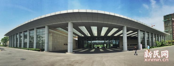 韩正出席上海市质子重离子医院开业仪式