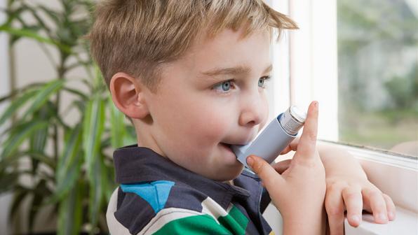 """结合气象信息 上海浦东将推送""""哮喘指数"""""""