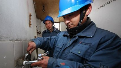 上海闸北虹口两区将免费更换老式水嘴