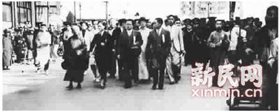 战火点燃浦江激情 抗敌救亡团体聚集上海