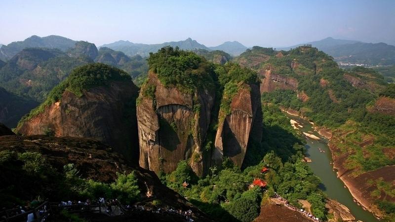 上海首开至黄山、武夷山等地高铁 到武夷山仅3小时