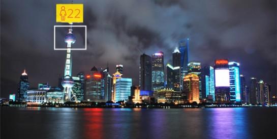 上海人熟悉的建筑到底有多大?