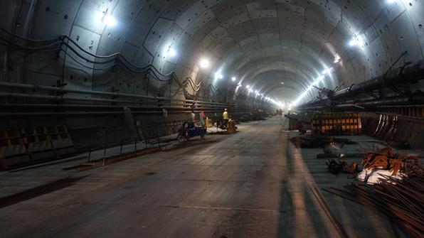 浦东到浦西将新增越江通道 龙水南路隧道环评公示