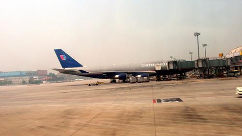 首都机场中跑道今起大修 部分京沪航班取消