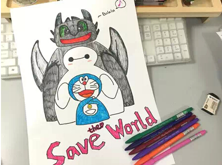 """福利!5月31日,和三个""""胖子""""一起拯救世界吧~"""