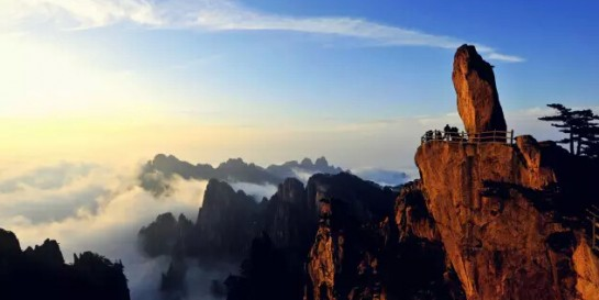 上海高铁将直通黄山!