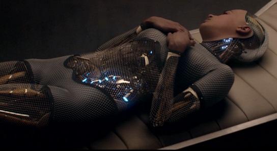 电影中人工智能进化之路
