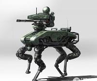 未来战士:做一个纯粹的机器人