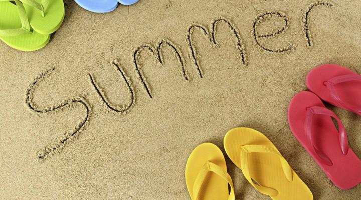 这就是阿拉上海人的夏天!