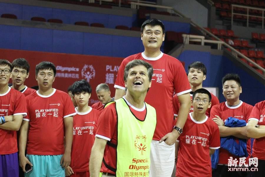 特奥运动上海进行时