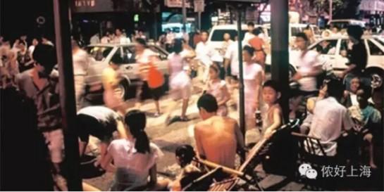 上海人关于夏天的14个记忆