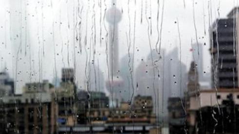 梅雨发威 今天到明天上海将出现大暴雨