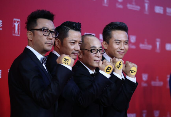 邓超当选上海电影节影帝 《烈日灼心》成大赢家