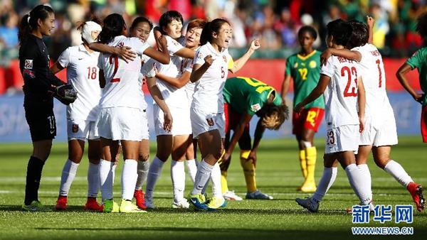 时隔16年 中美女足重逢世界杯赛场