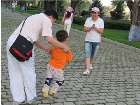 孩子步态异常会不会是脑瘫