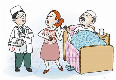 女孩看病遇禽兽医生