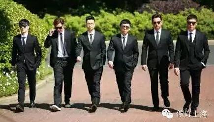 """跟着""""极限男人帮""""玩转上海"""