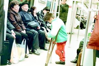 上海救助部门未发现被拐乞讨儿童