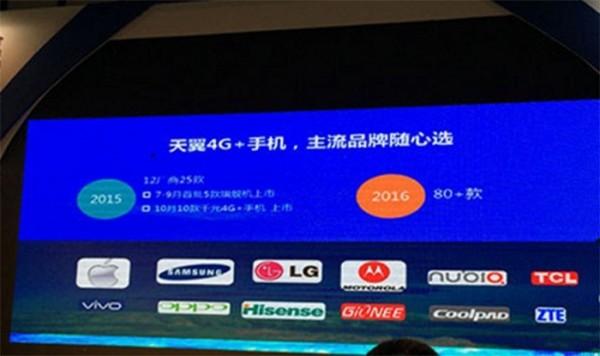 中国电信 iPhone 6s将支持LTE Cat.6