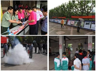 上海消防主动作为深入推进夏季消防检查工作